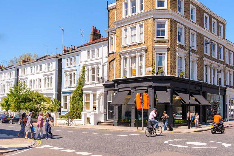 Notting Hill, où dormir à Londres dans un quartier bohème