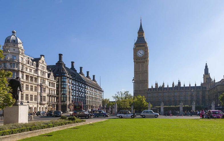 Dormir à Londres: Westminster, le quartier royal
