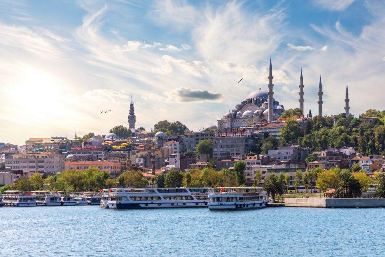 Où dormir à Istanbul